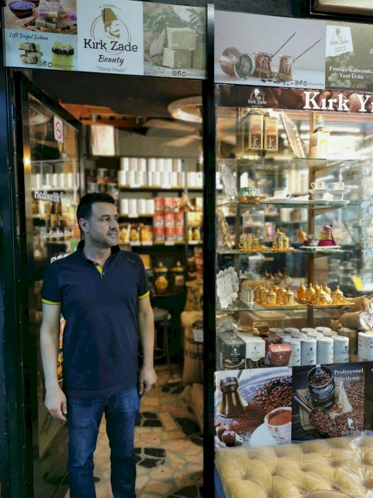 Kırkzade Kahveleri GT Hijyen Belgesi Alıyor