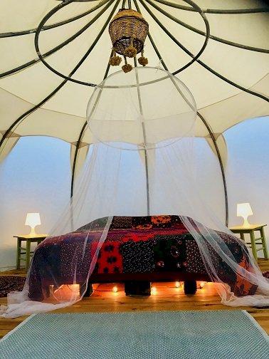 Doğayla İç İçe Güvenli Tatilin Tadını Kozluyalı Glamping'de Çıkarın