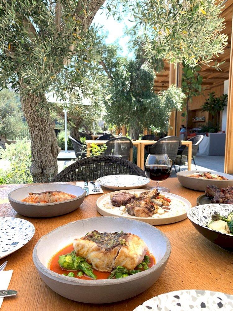 LoftElia Restaurant Bodrum Loft'da Açıldı