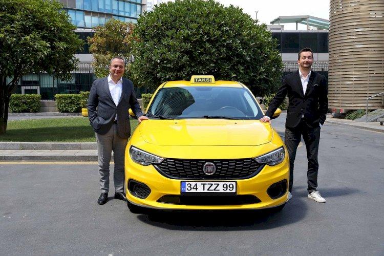 BiTaksi ve Fiat'tan Koronavirüsle Mücadelede Örnek İş Birliği
