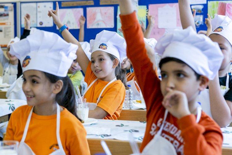 """Nestlé Türkiye ve Milli Eğitim Bakanlığı İş Birliğindeki """"Sağlıklı Adımlar"""" Projesine Uluslararası Ödül!"""