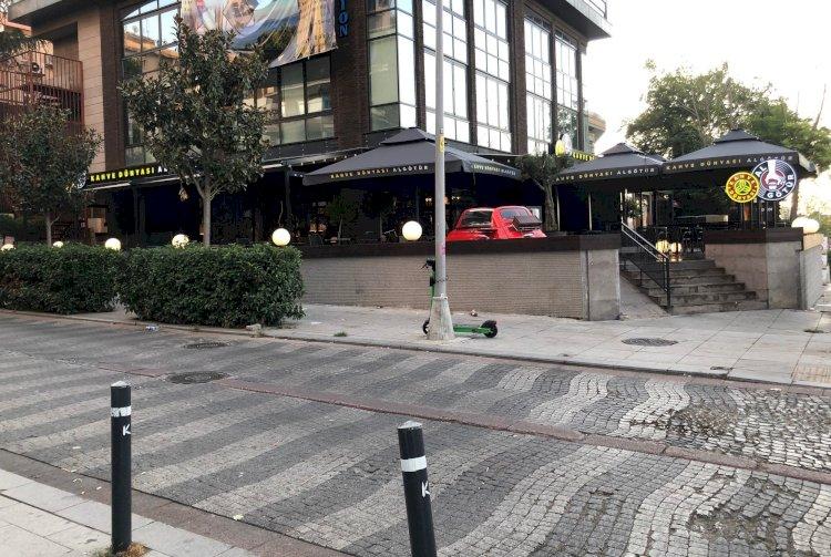 """Bağdat Caddesi İlk """"Kahve Dünyası Algötür"""" Noktasıyla Buluşuyor"""