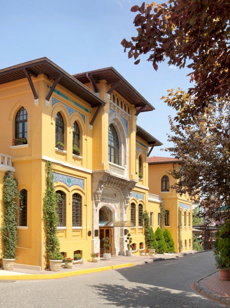 Four Seasons Hotel Istanbul At Sultanahmet, İstanbul'un Özünü Yansıtacak Bir Renovasyon Projesine Başlıyor