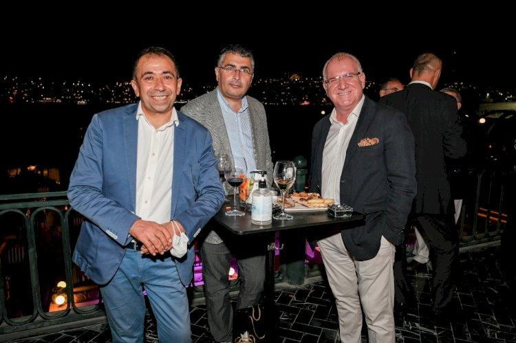 İstanbul Turizm Derneği üyeleri Oligark'ta buluştu