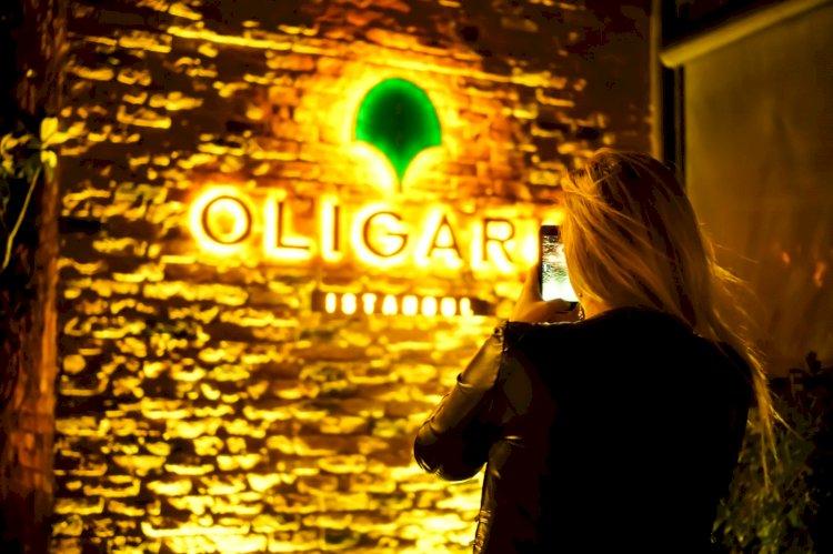 Dünyanın en seçkin Tur Operatörleri Türkiye'nin en klas mekanı olan Oligark İstanbul'da buluştu