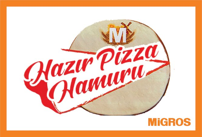 Migros Hazır Pizza Hamuru ile Pizza Yapmak Çok Kolay