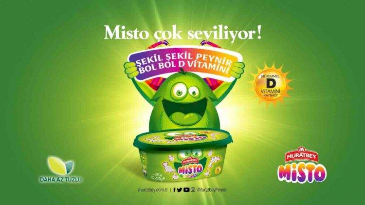 """Muratbey: """"Güçlü bağışıklık için tüm çocuklara D vitaminli Misto"""""""