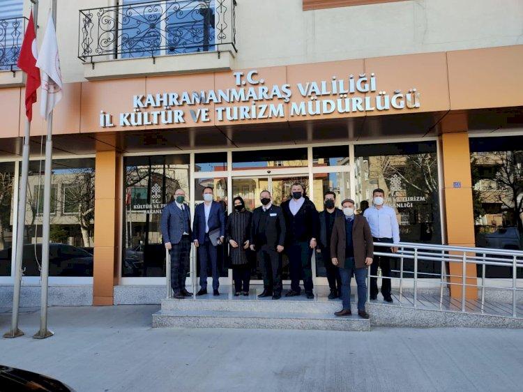 KAHRAMANMARAŞ ''GASTROSHOW ''DA İDDALI ŞEKİLDE YERİNİ ALACAK